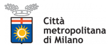 Logo istituzionale - Città metropolitana di Milano